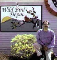 Steve White, Owner, Wild Bird Depot